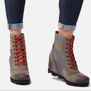 *NEW* Sorel Lexie Wedge boot